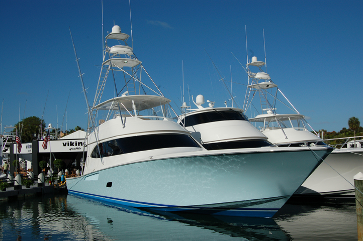 Viking Yachts Insurance Program
